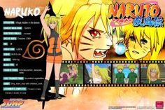 Naruko and Sasuke by Tomachi-chan on DeviantArt Naruto Shippuden Characters, Naruto Shippuden Anime, Itachi Uchiha, Gaara, Naruto Age, Naruto Girls, Naruko Uzumaki, Sasunaru, Naruto Character Info