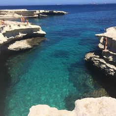 5 things to do in Malta - St. Peter's Pool