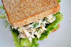 Rico sándwich para el calor!