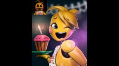 puppet FNAF and toy Chica misic (DADDY)