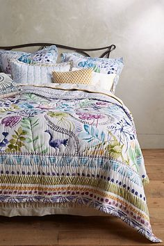 Anthropologie EU Zanzibar Bedding