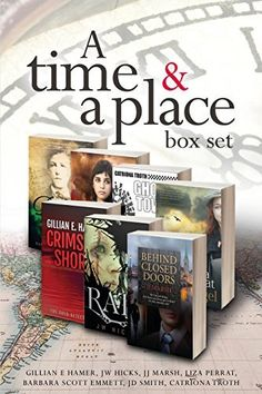 A Time & A Place Boxset: Boxset from Triskele Books by Gillian Hamer, http://www.amazon.co.uk/dp/B00V0I2P90/ref=cm_sw_r_pi_dp_jmhBvb06G46SV