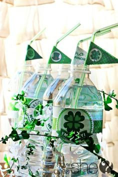 St. Patricks Day free printables by catrulz