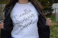 NEW MyTee BAD Studded Tee <3 #beautiful #authentic #determined