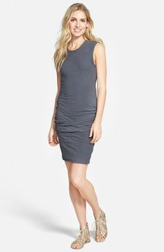James+Perse+Sleeveless+Skinny+Dress+available+at+#Nordstrom