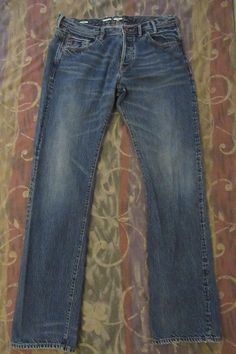 #rare paul smith #redear #reddevil #rainbowselvedged #jeans  34x34.5 #PaulSmith #Relaxed