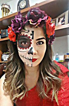 Halloween Face Makeup, Ideas, Make Up, Thoughts