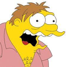 Barney Gumble, BRRRRRRAAAAAP.