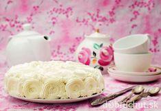 Nepečená gaštanová torta Cake, Desserts, Food, Tailgate Desserts, Deserts, Kuchen, Essen, Postres, Meals