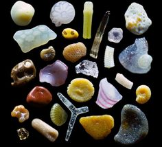This Is How Sand Looks Magnified Up To 300 Times | Bored Panda