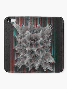 """""""The Life Fraction No.01"""" iPhone Wallet by Asmo Turunen. #design #iphonewallet #iphonecase #atcreativevisuals"""