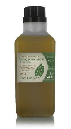 Olive, Extra Virgin Carrier Oil (500ml) - http://best-anti-aging-products.co.uk/product/olive-extra-virgin-carrier-oil-500ml/