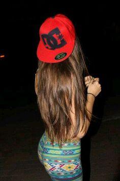 gorras planas chicas