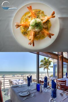 The best views and seafood on Fort Myers Beach | Fresh Catch Bistro
