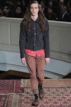 Paul Smith Automne/Hiver 2014-2015