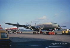 [c/n 1965] [ene45-1965] [C69/L049] Lockheed Constellation [G-ARXE] [Skyways of London] [nov62] [apr64]