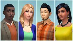 Les Sims - Les Sims™ 4 Démo Créer un Sim: inscription à l'accès anticipé! - Site officiel