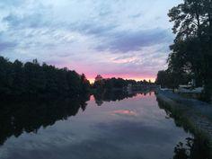 #senset#pink#river#sokolák#iphotographed