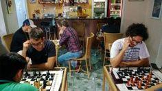 Gabriel Gonzaga vence Torneio Café Português de xadrez rápido - Esporte Goiano