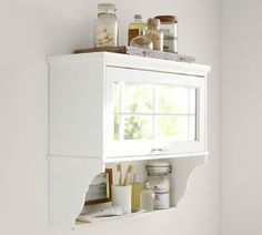Matilda Wall Cabinet | Pottery Barn
