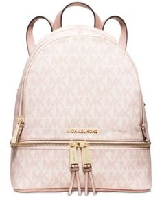3c38534c80 MICHAEL Michael Kors Rhea Small Backpack & Reviews - Handbags & Accessories  - Macy's