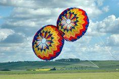 Round kites