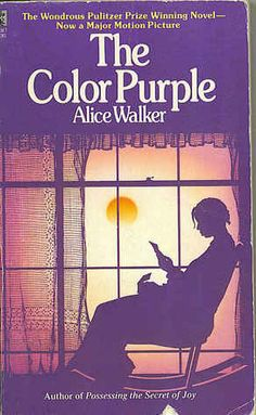 """Alice Walker """"The Color Purple"""". This is one of the best stories I have ever read. They story of a woman who seems to have no rights whatsoever and manages to get out of the hell she lives in with the help of others but mainly by being very strong herself. Alice Walker received the well-deserved Pulitzer price for this in 1983."""