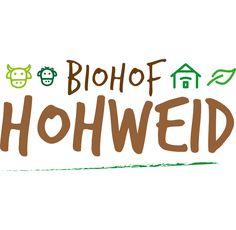 Logo design for an organic farm.