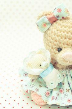 beautiful and sweet amigurumies
