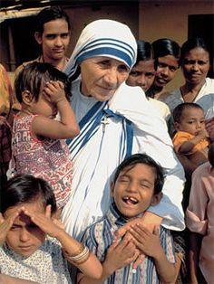 Madre Tereza de Calcutá