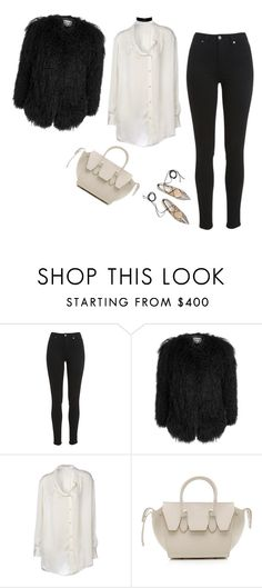 """Unbenannt #548"" by llsbo ❤ liked on Polyvore featuring Pam & Gela, STELLA McCARTNEY and CÉLINE"