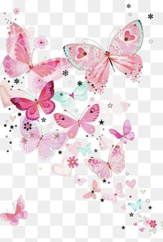 Butterfly Outline, Butterfly Background, Butterfly Drawing, Cute Butterfly, Purple Butterfly, Bow Wallpaper, Butterfly Wallpaper, Photoshop Elementos, Happy Birthday Wishes Photos