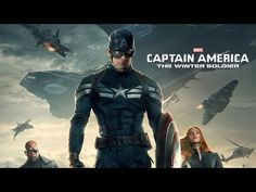 Check out this exclusive new look at Marvel's Captain America: The Winter Soldier!