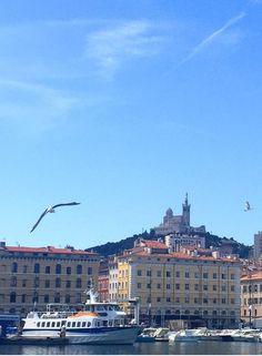 La Costa Azul, primera parada: Marsella   Personal e intransferible