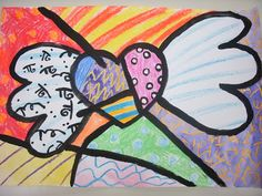 ARTASTIC! Miss Oetken's Artists: 5th grade