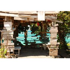 One of our favorite spots! The Outhouse at Grand Pineapple Antigua