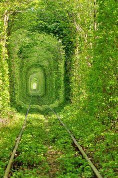 Beautiful Railway Track