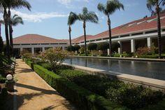 Presidential Libraries from Coast to Coast: Richard M. Nixon Library, Yorba Linda, California