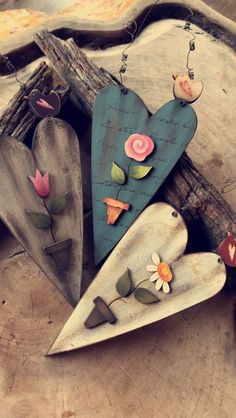 Country seasons - Moto Tutorial and Ideas Farm Crafts, Country Crafts, Wood Crafts, Diy And Crafts, Arts And Crafts, Paper Crafts, Tole Painting, Painting On Wood, Wood Projects