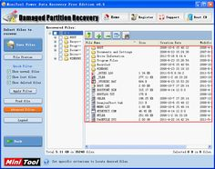 How to recover data when encountering data loss?