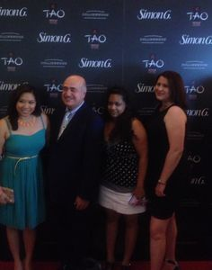 SimonGJewelry Annual Soiree 2013 my first red carpet event ever!