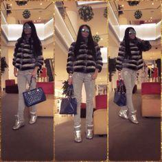 Marina Mayer chinchilla fur jacket. 4dtzSGcKmro.jpg 1,200×1,200 pixels
