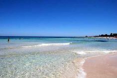 Italy, Sicily -San Vito Lo Capo beach