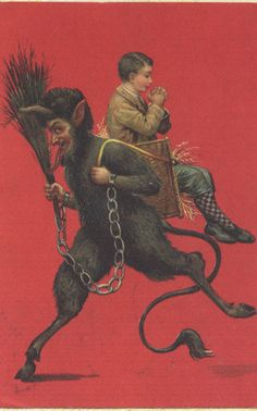 Krampus — Devil in Design image 125