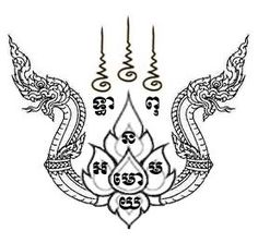 cambodian spell tattoos - Google Search