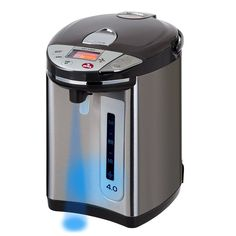 Secura Electric Water Boiler and Warmer LCD Digital Control w/ Night light, 18/10 Stainless Steel Interior (4 Quart) *** Find out more about the great product at the image link.