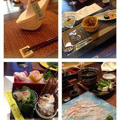 あこうと言うお魚を初めて食べました!しゃぶしゃぶで - 44件のもぐもぐ - 鞆の浦の休日 by marron(まろん)