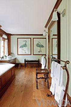 Interior Design by Carolyne Roehm. Photograph by Sylvie Becquet and Carolyne Roehm.