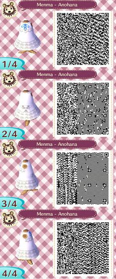 40 Best ACNL QR Codes Clothes Images On Pinterest In 40 New Best New Leaf Sewing Machine
