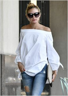 The Olivia Palermo Lookbook : Olivia Palermo out in Brooklyn - July 2016